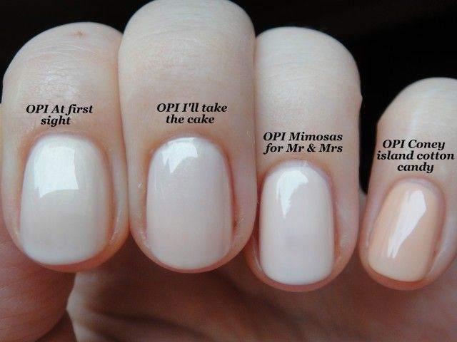 OPI I\'ll Take the Cake: rated 4.5 out of 5 by MakeupAlley.com ...