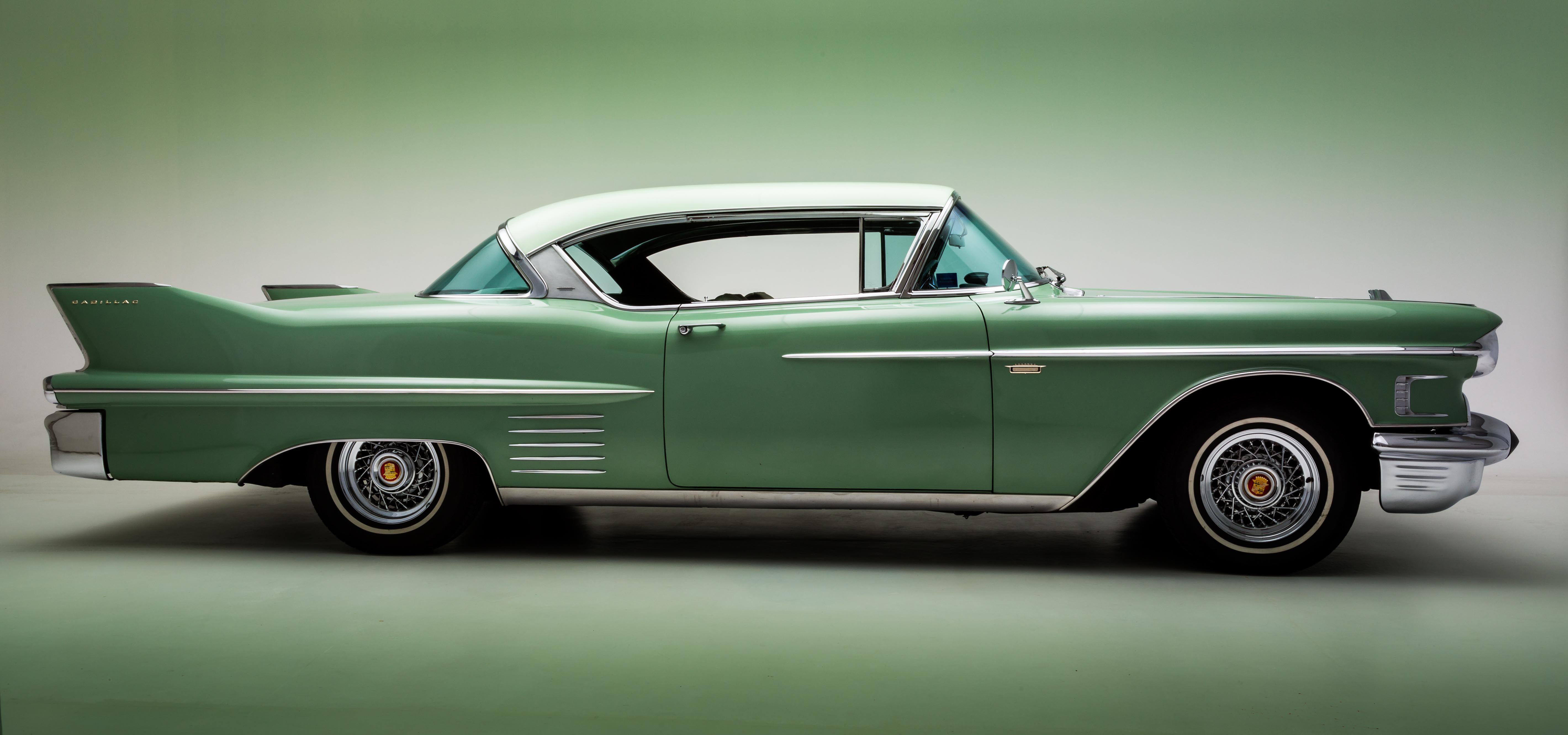 1958 Cadillac | American Classic Car, Classic Car Hire, Wedding Cars ...