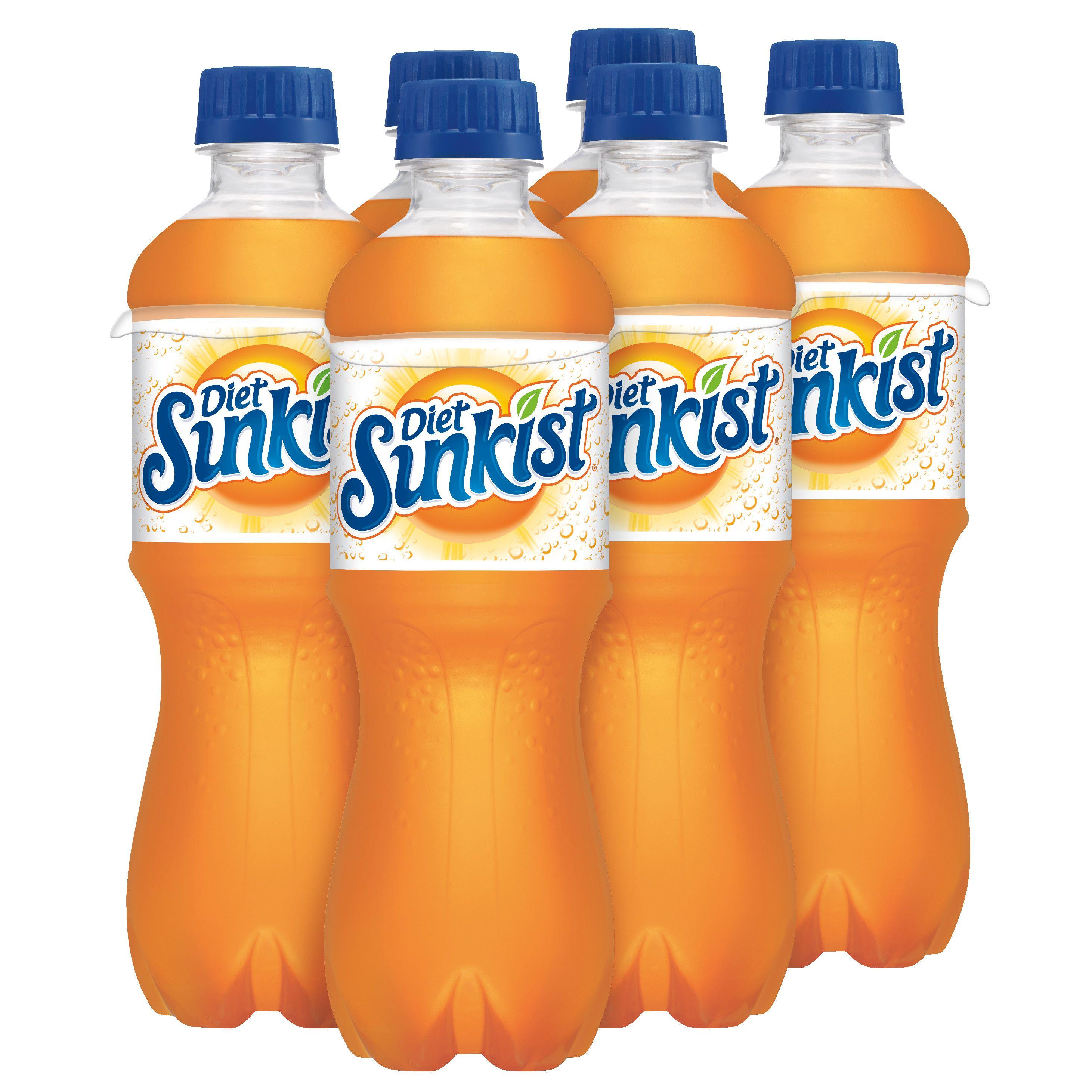 Image result for sunkist diet orange soda bottle diet