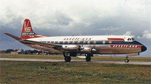 Vickers Viscount VH-RMI crash account