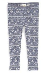 Tucker + Tate Knit Leggings (Baby Girls)