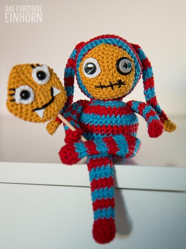 Vote for Two faced monster clown by Das furzende Einhorn - http ...