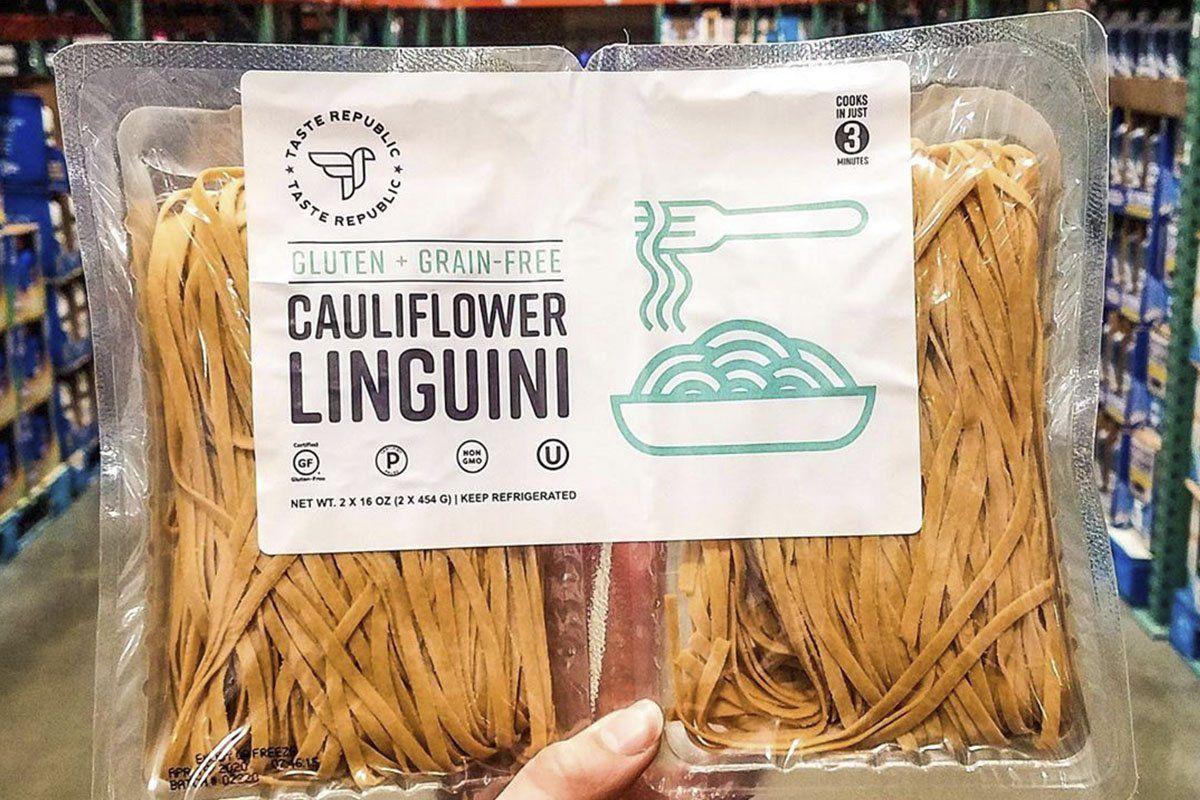 Costcos new cauliflower linguine tastes just like pasta