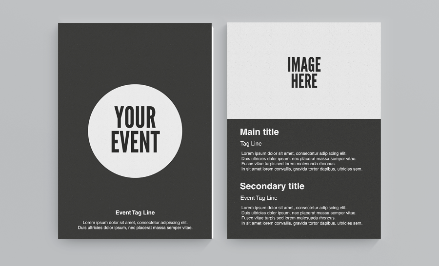 Leaflet Design Templates Free Download Google Search Leaflets