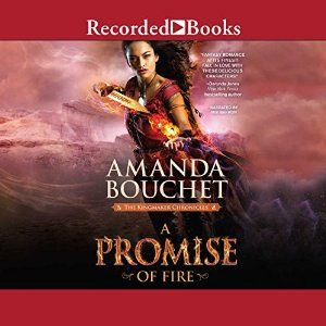 cool A Promise of Fire | Amanda Bouchet | AudioBook Free Download