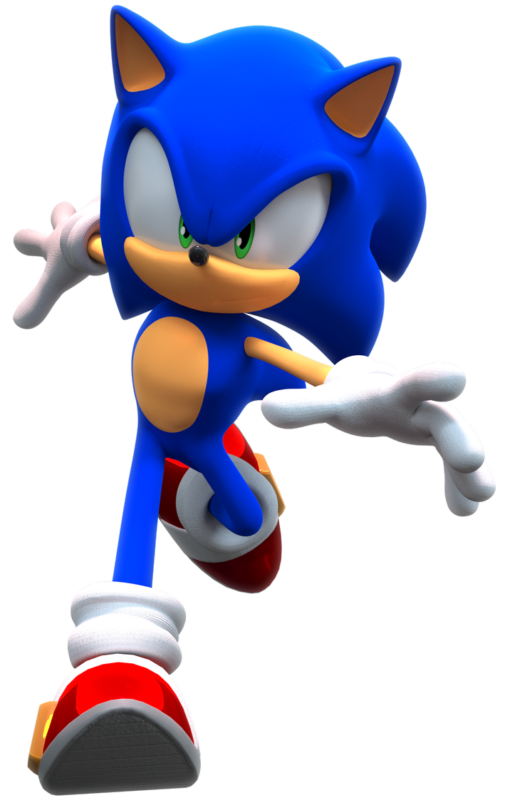 Forces Run V1 By Zol6199 Sonic Sonic The Hedgehog Sonic Funny