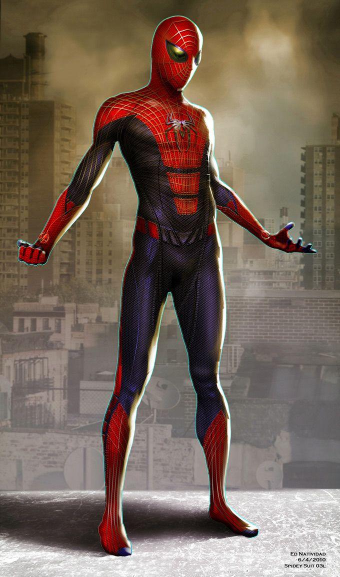 26++ Spiderman concept information