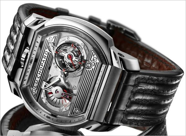 The Chopard L.U.C. Engine One H