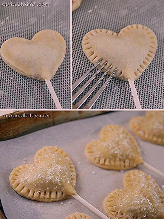 Photo of Valentine's Day Recipe   Sweetie Pie Pops Recipe   Our Best Bites