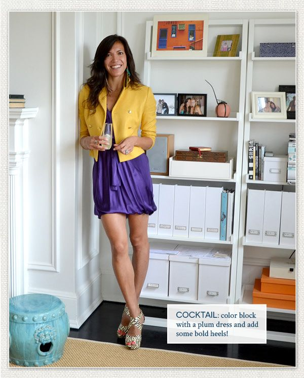 From Casual, to Business, to Cocktail. Audrey Blazer | Tuckernuck Style | yellow blazer business casual cocktail
