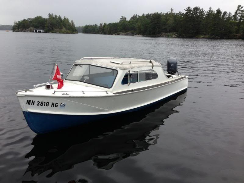 Pin Na Doske Classic Boats