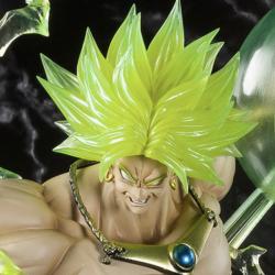 Bandai Dragon Ball Z Figurine Figuarts ZERO BROLY Burning Battles 30 cm