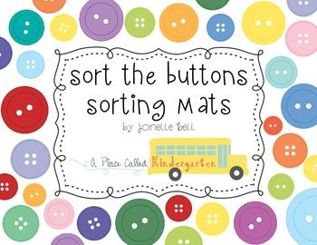 sorting buttons kmd3 classify objects into categories count sort kindergarten sorting. Black Bedroom Furniture Sets. Home Design Ideas