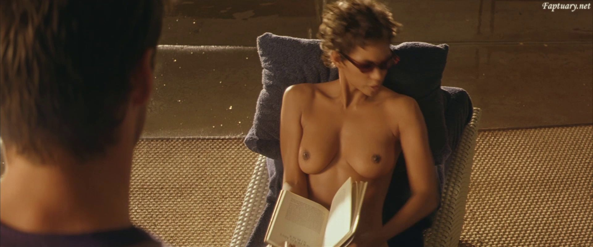 Accept. The Halle berry topless swordfish think, that