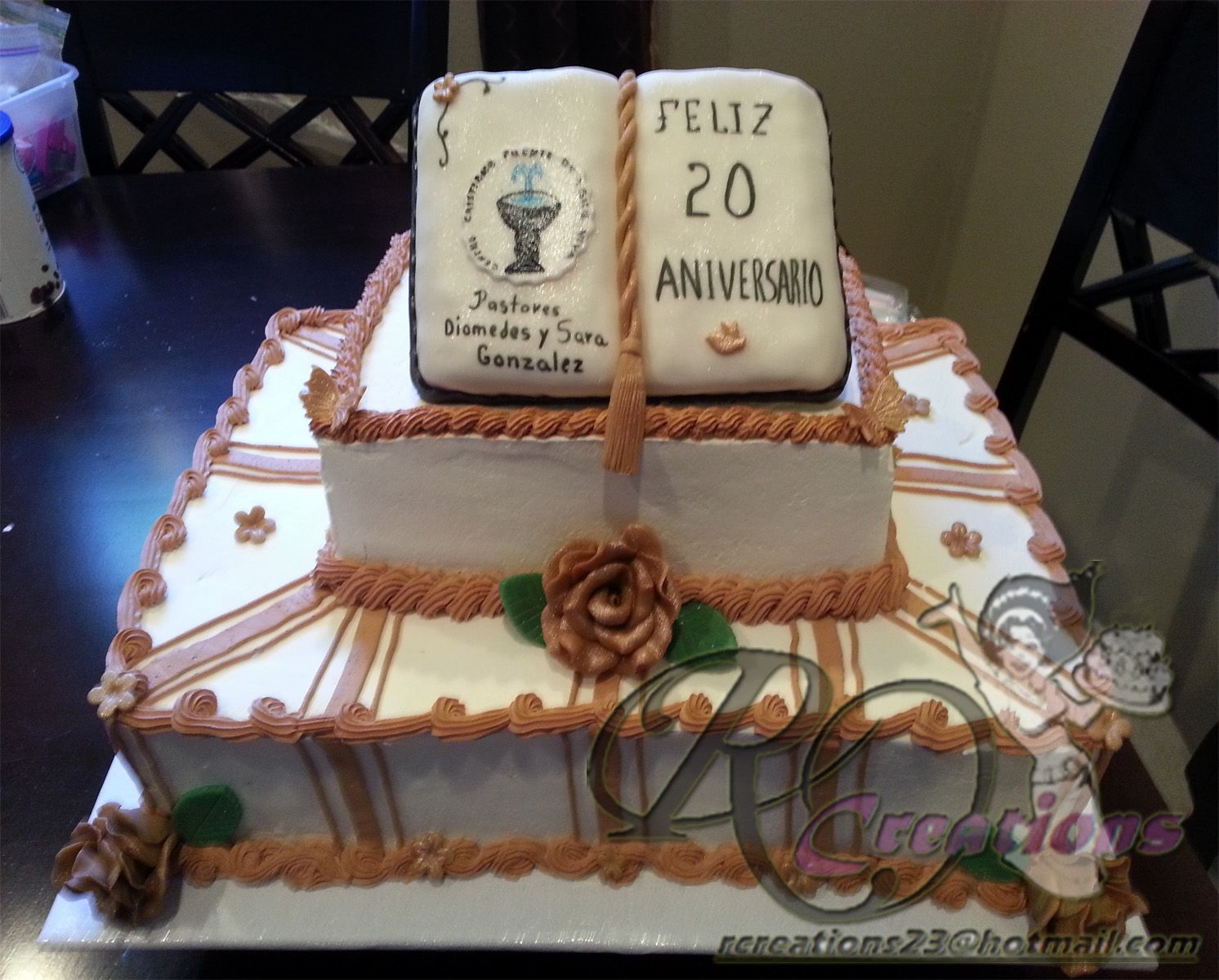 Church Anniversary Cake Design Yahoo Image Search Results New