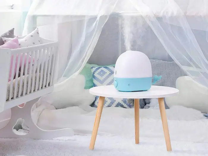 A humidifier is a must when illnesses hit your home — this