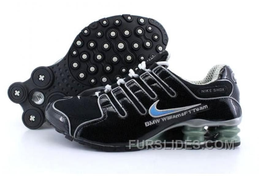 reputable site 9c617 98b4d nike shox nz shoes mens black grey light blue
