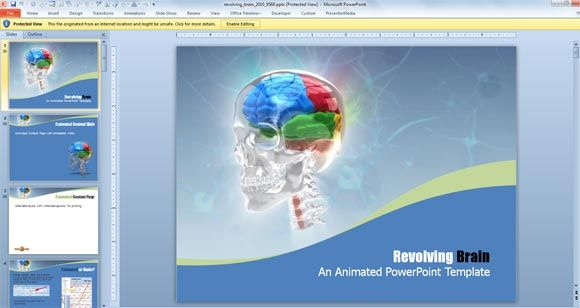 D Animated Powerpoint Templates For Mac Free Premium