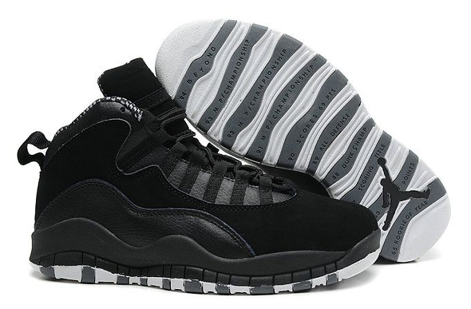 official photos b74e9 a5021 ... reduced free shipping only 69 air jordan 10 blackout anthratic white  pure platinum dc19d bdbed