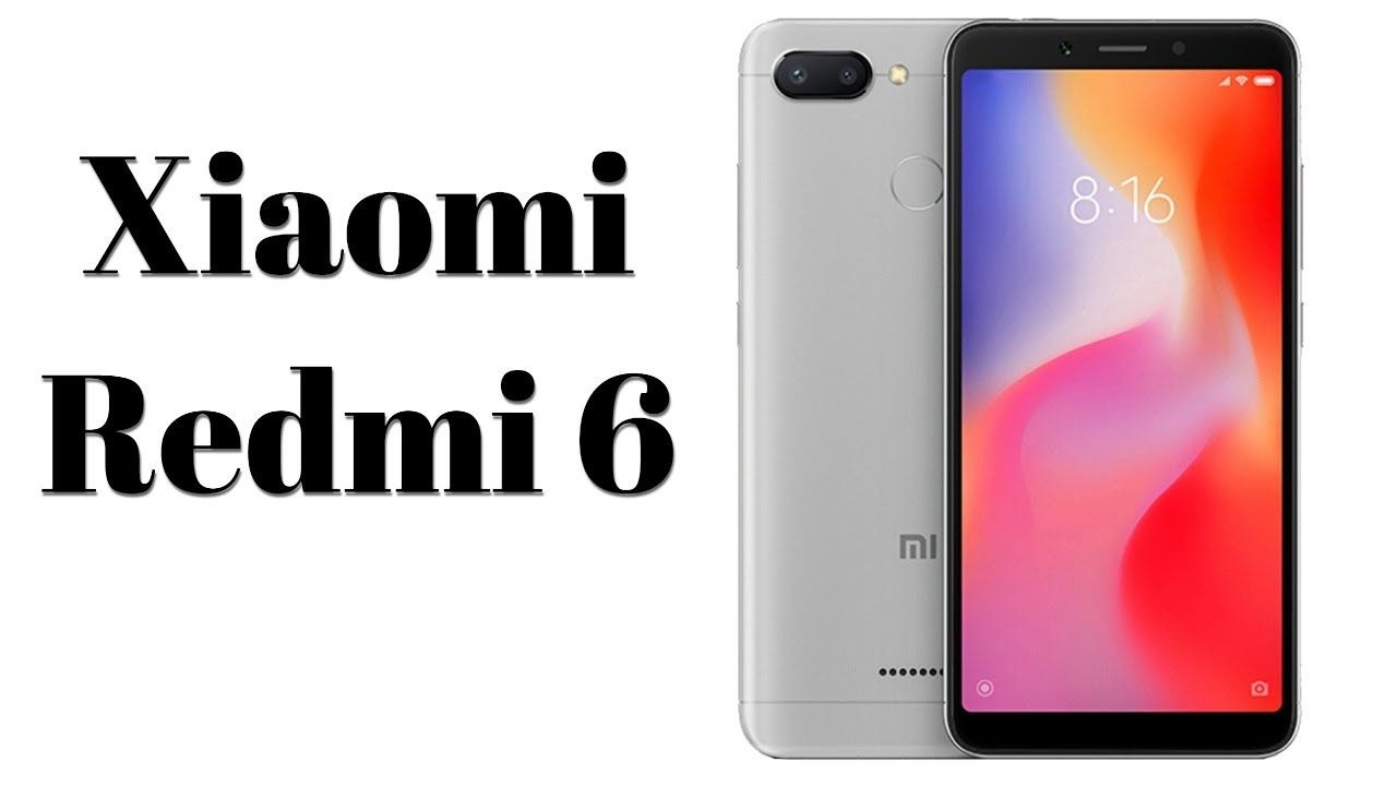 Xiaomi Redmi 6 2018 Price Camera Specifications Features Full Re Youtube Samsung Galaxy Phone Xiaomi