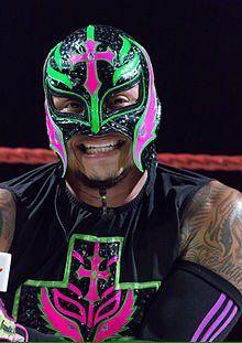 Midwest Yeti On Mysterio Wwe Wrestling Wwe Best Wrestlers