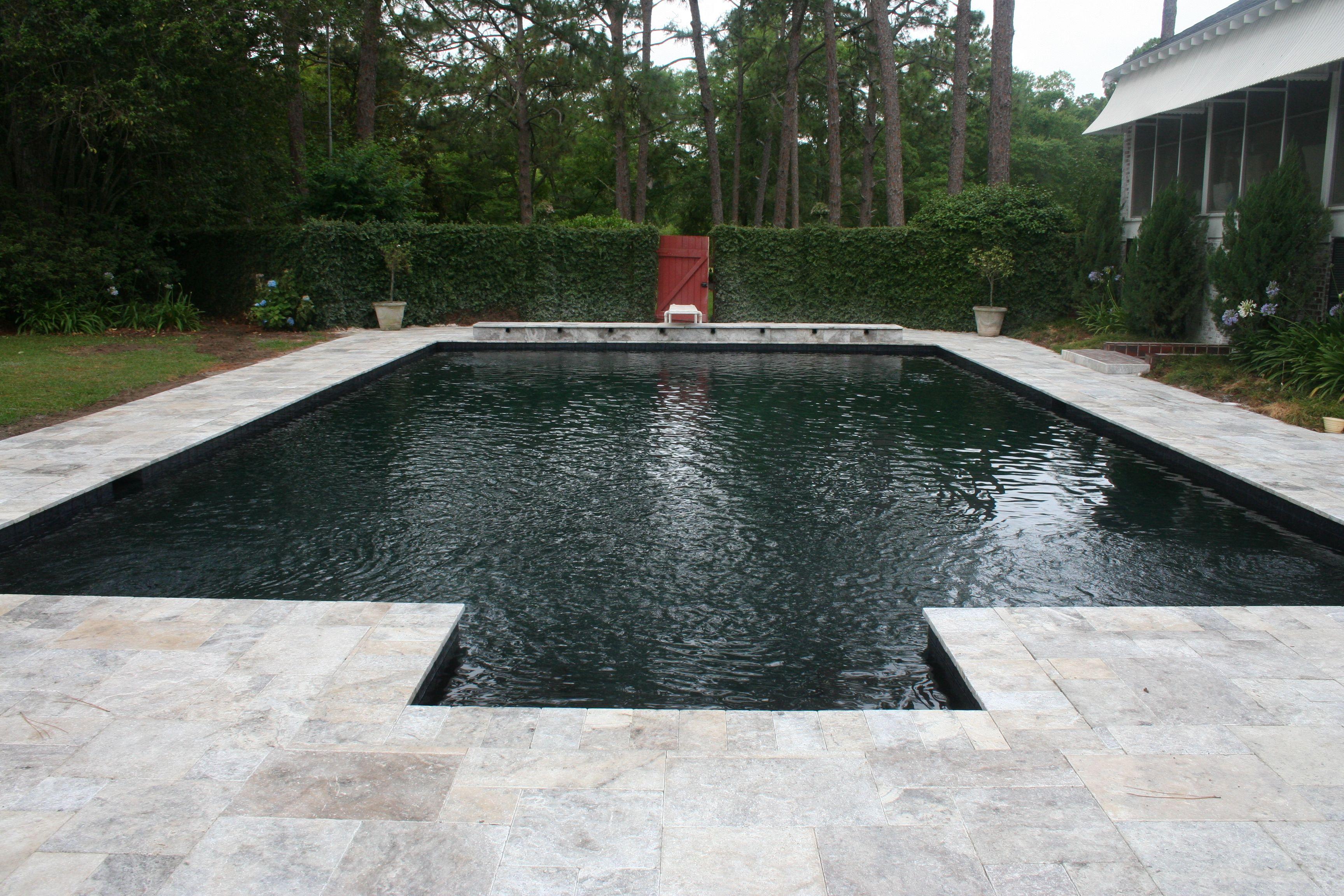 Travertine Pool Deck Colors Google Search Travertine Pool