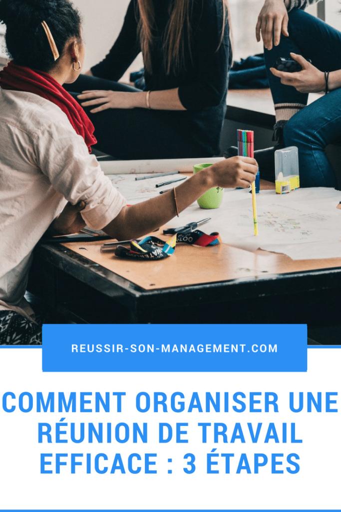 Comment Organiser Une Reunion De Travail Manager Une Equipe Organiser Travail Motivation Au Travail