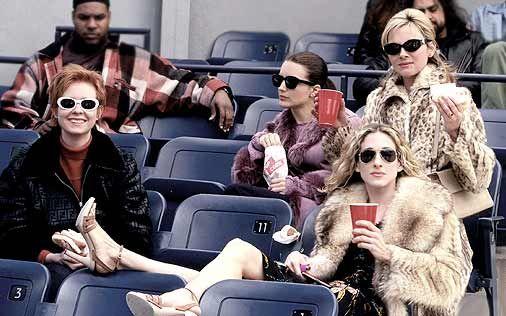 A trip to Yankee Stadium.....