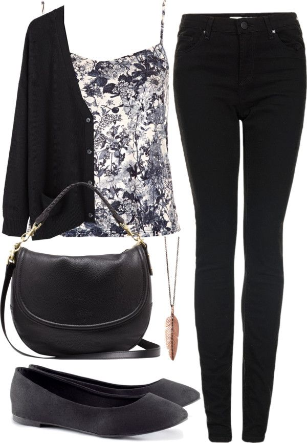 Untitled #361 by im-emma featuring black jeans