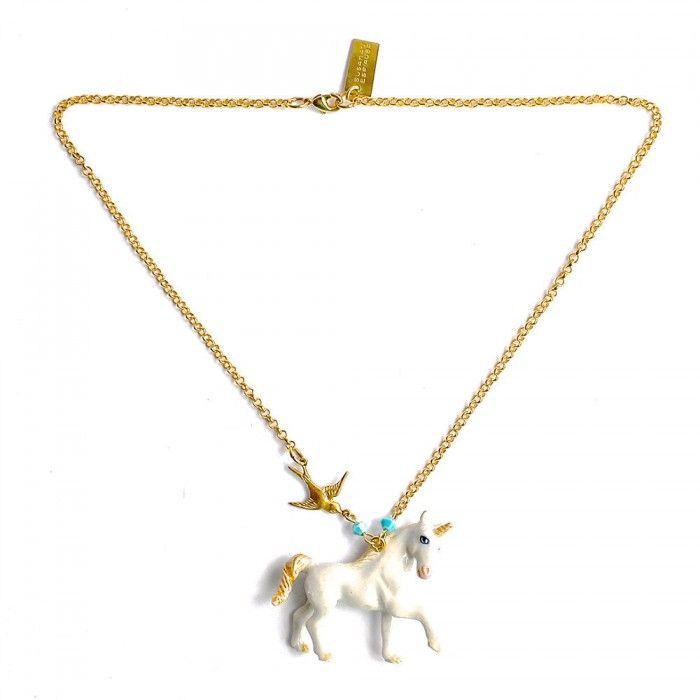 a00946a37357 Collar unicornio Bimba Y Lola