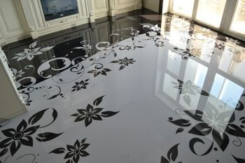 Epoxy Floor Self Leveling