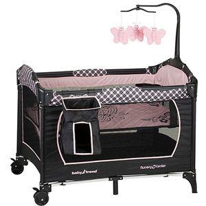 Baby+Trend++Nursery+Center+Playard,+Hailey Baby trend