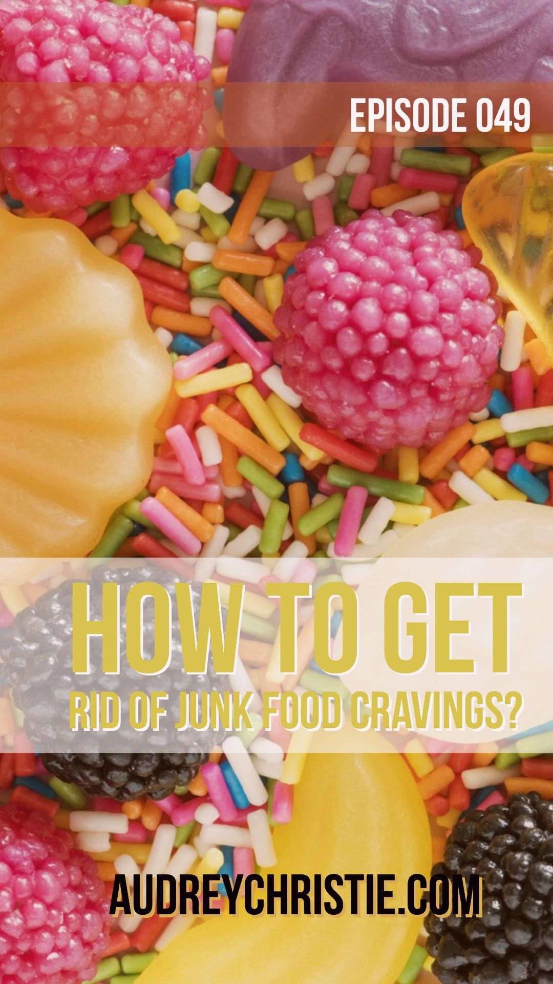 Learn exactly how to stop junk food cravings with a multi