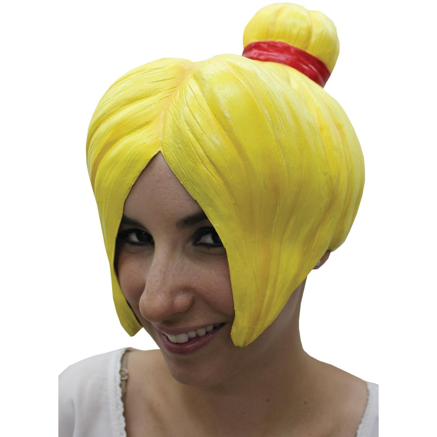 Photo of Wig Anime 4 Latex Yellow