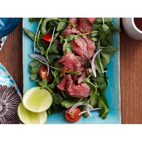 Thai beef salad recipe - By Australian Table