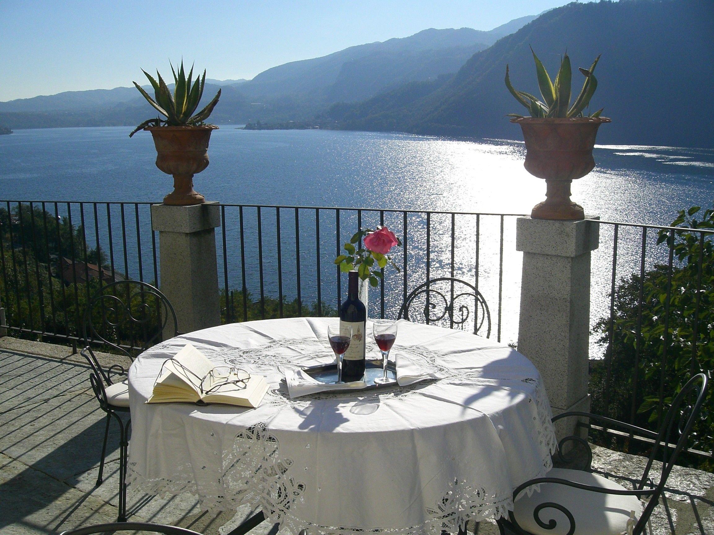 Antica Colonia Orta Lake, Italy, Lake Orta, Crabbia, 14+2