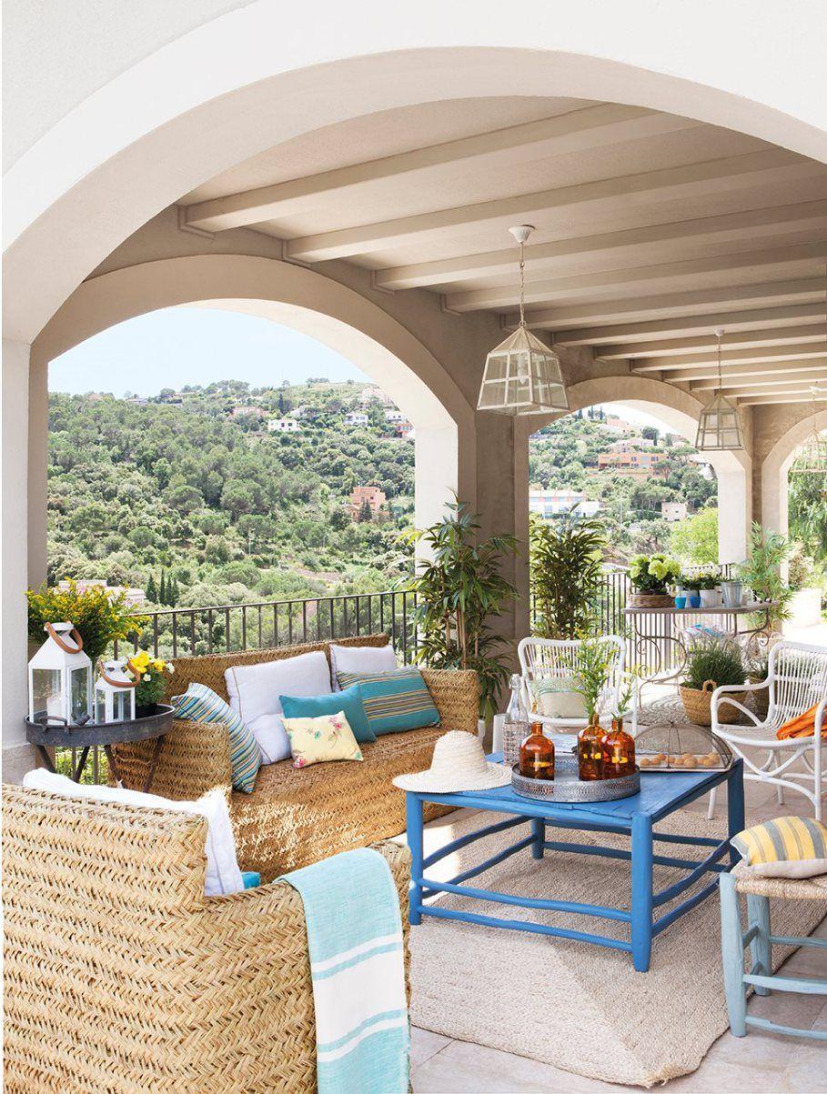 La Veranda Di Campagna 13 idee per il terrazzo o la veranda | patii, decorazioni