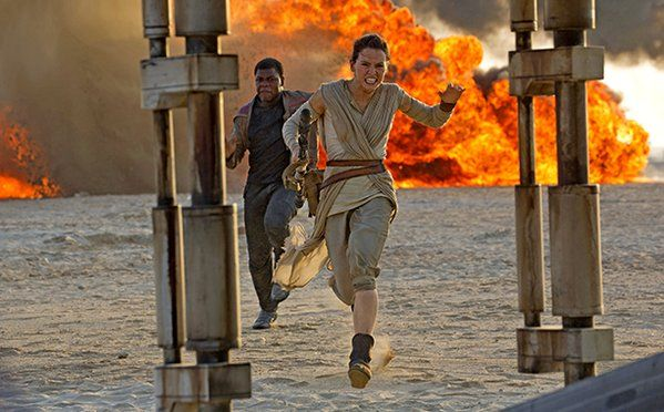 #StarWars #TheForceAwakens review by EW