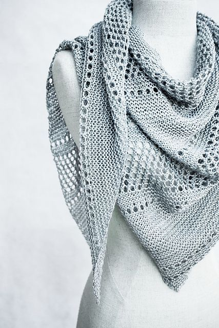 Knitting Pattern For Yarn Over Scarf : Ardent pattern by Janina Kallio Kettle, Knitting ...