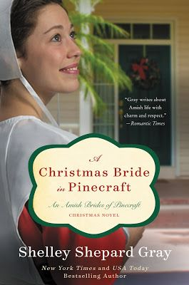 Blog Tour: A CHRISTMAS BRIDE IN PINECRAFT by Shelley Shepard Gray #Giveaway | Diana's Book Reviews