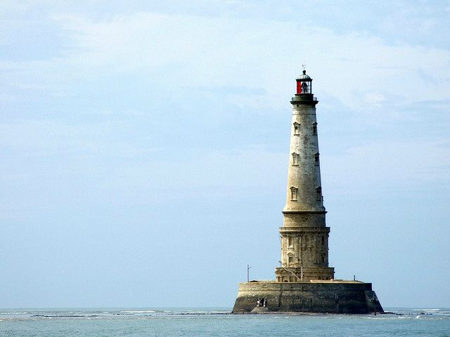 Phare De Cordouan Lighthouse Aquitaine Coast