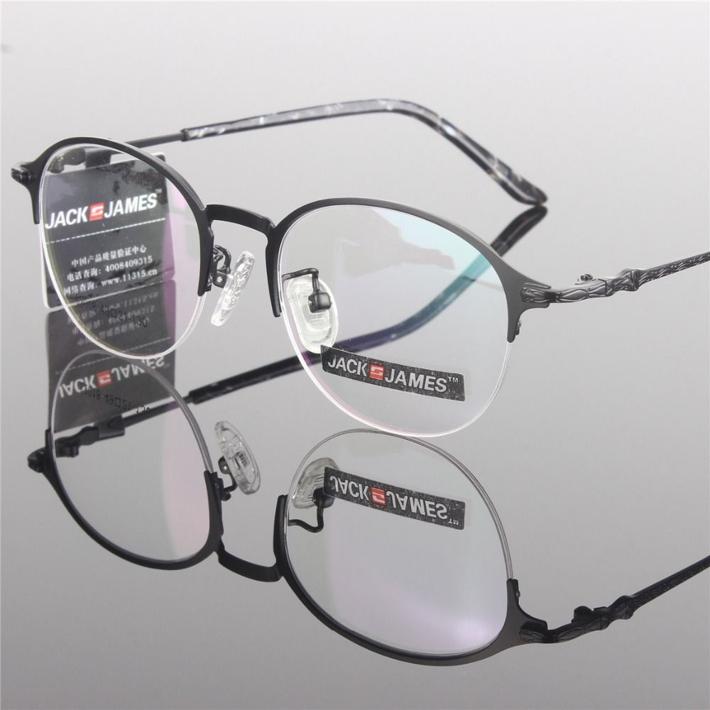 869e87639a Round eye glasses frames for men and women glasses frame prescription  eyewear fashion mens eyeglasses 32018