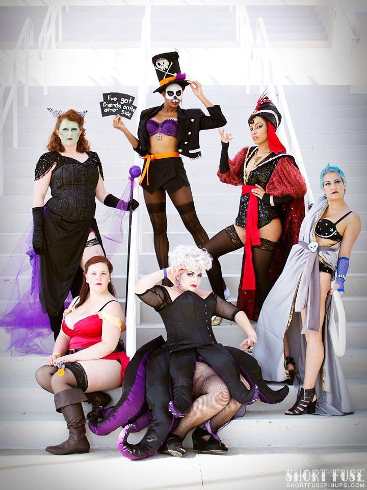 Disney Villain Halloween Costumes Diy.Disney Villain Tumblr Disney In 2019 Villans Costumes Cosplay