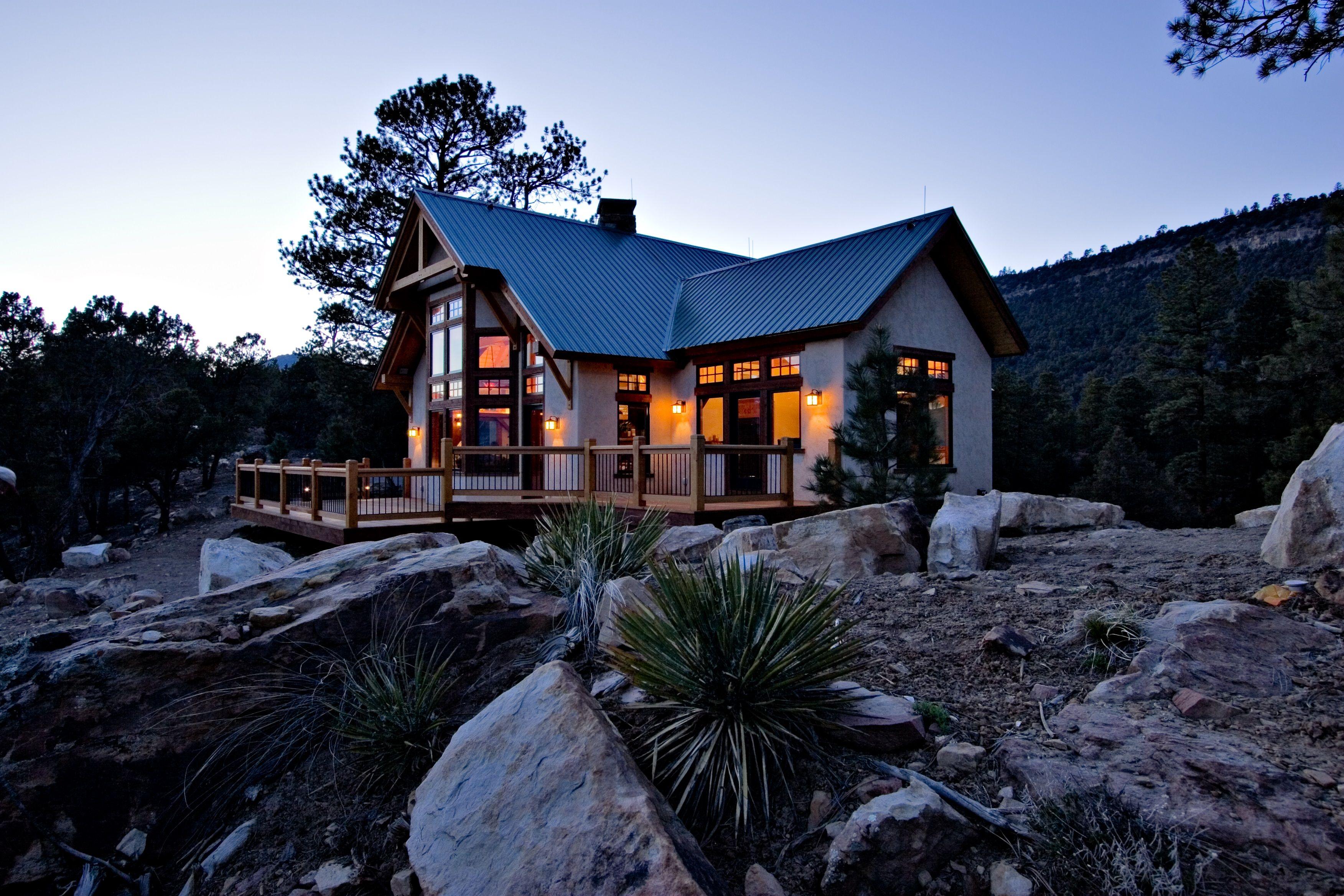 Colorado timber frame home | Bensonwood Gallery | Pinterest