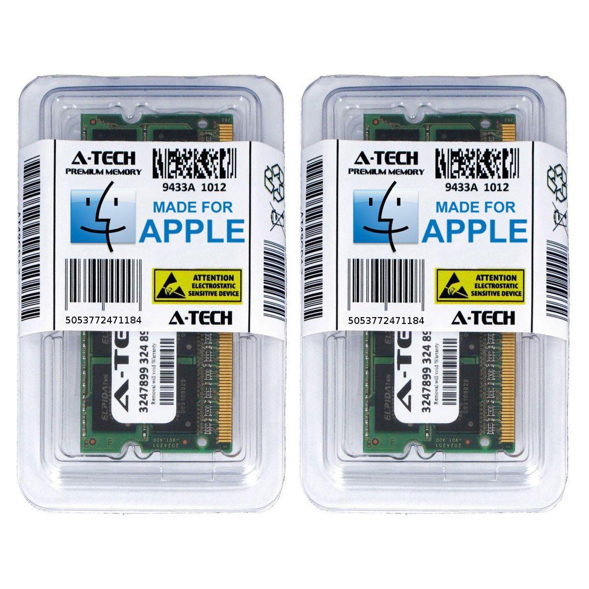16GB Kit 2X 8GB iMac Late 2012 Macbook Pro Mid 2012 A1418 MD094LL//A Memory RAM