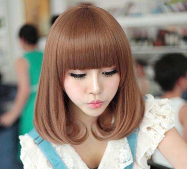 Jenis Gaya Model Rambut Pendek Sebahu Paling Populer
