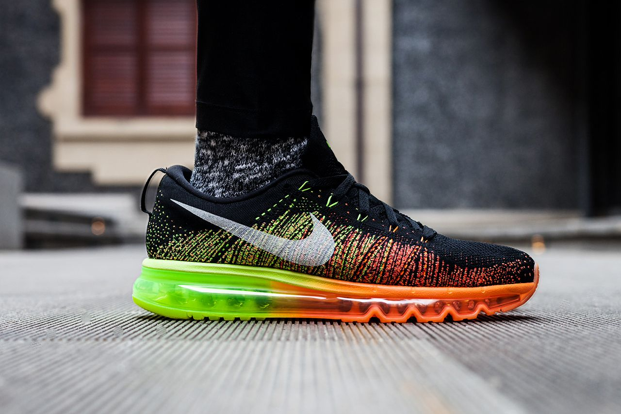 A Closer Look at the Nike Flyknit Air Max | Nike flyknit