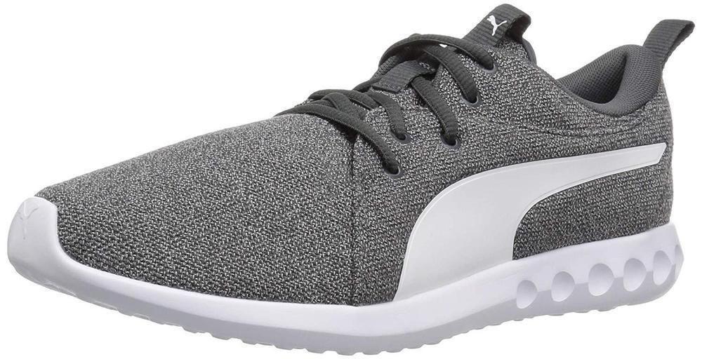 7e04a36b3d74 PUMA Men s Carson 2 Knit NM Sneaker Iron Gate Size 10  fashion  clothing