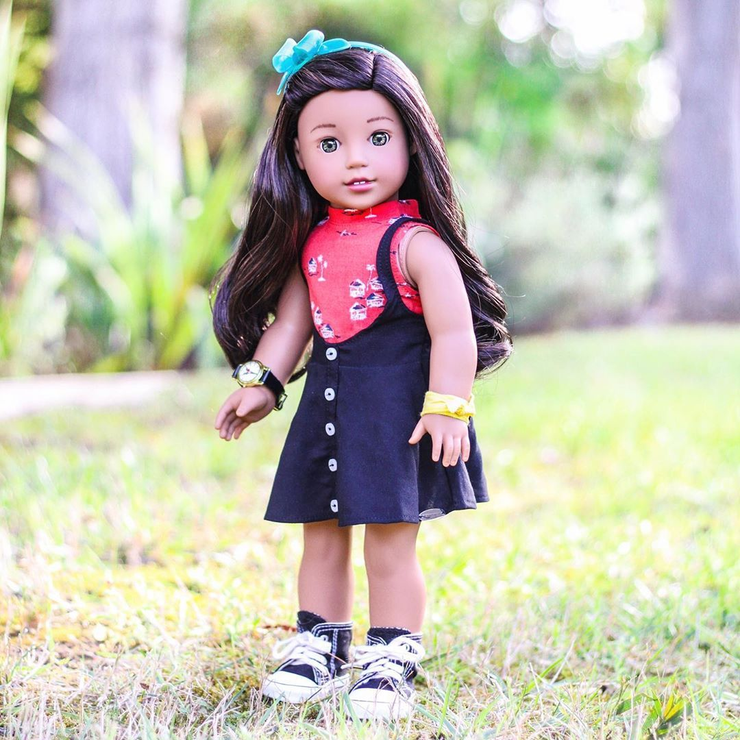 442 Likes, 35 Comments american girl dolls