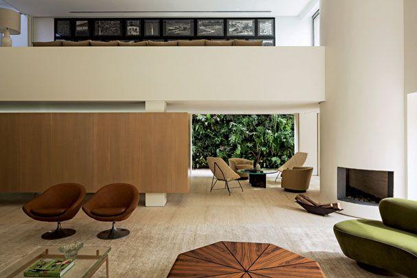 Awesome Modern Livingroom DS House   São Paulo, Brazil %%page%